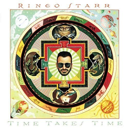 Time Takes Time [Vinyl LP] (Time Takes Starr-time Ringo)