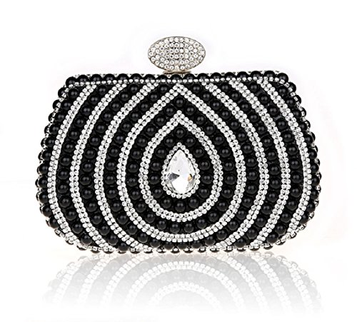 Mini strass sacchetto/ borsa a mano in rilievo/ borsa da sera moda/Party clutch bag-D D