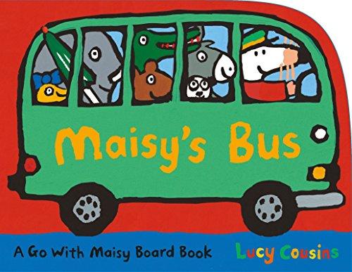 Maisy'S Bus (Go With Maisy Board Books) por Lucy Cousins