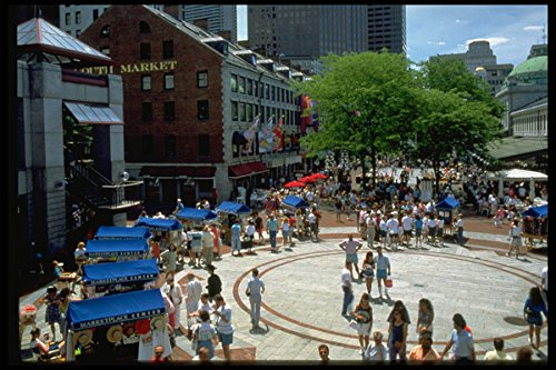 526000 Quincy Market A4 Photo Poster Print 10x8 (Quincy Market)