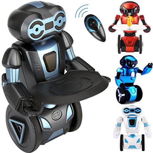 Designergearint-HG-Auto-Balance-Remote-Control-3D-Toy-Robot-Smart-Self-Balancing-Robot-5-Operating-Modes-Dancing-Boxing-Driving-Loading-Gesture-24Ghz-Transmitter-GOOD-QUALITY