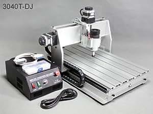 riorand CNC 3040t-dj 230W 11000tr/min engarving de fraisage perçage Machine à découper Graveur