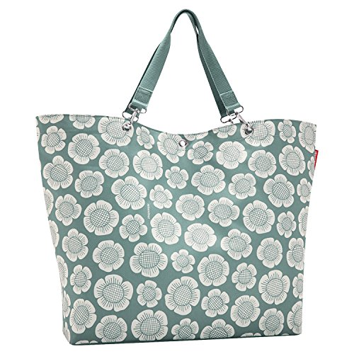 reisenthel shopper XL bloomy Maße: 68 x 45,5 x 20 cm / Volumen: 35 l