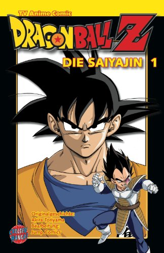 Dragon Ball Z - Die Saiyajin, Band 1