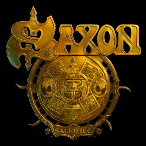 Sacrifice (Limited Edition) by Saxon (2013-10-21)