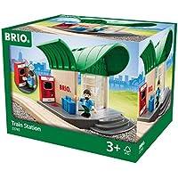 Brio Train Station Juego Primera Edad, (33745)