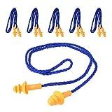 Best Noise Cancelling Earplugs - TankerStreet Ear Plugs on String Earplugs for Sleeping Review