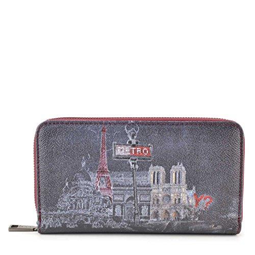 Portafoglio donna con Zip Y Not - G361 Parigi
