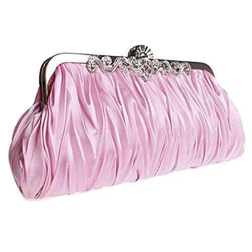 PRIAMS 7, Poschette giorno donna Pink