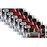 """Topps Star Wars Force Attax Movie Serie 7 """"Das Erwachen der Macht"""" Card Collection - 6 Booster-Packs mit je 10 Karten pro Packung DEUTSCHE AUSGABE"""