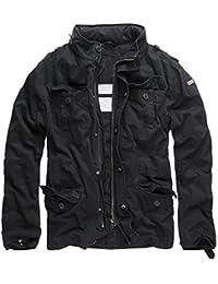 Golden Brands Selection Herren Übergangsjacke Vintage Outdoor Sommer Jacke  Army B32 0a4d19ef3d