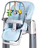 Peg Perego - Kit tatamia y pappa newborn, color azul