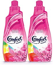 Comfort Concentrated Fabric Softener Orchid & Musk, 1.5L (Pack o