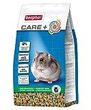 Care+ Zwerghamster | Köstliches Zwerghamster Futter mit High Energy | Mit tierischem Protein & hohem Fettgehalt | Alles in einem Futterkern | 700g