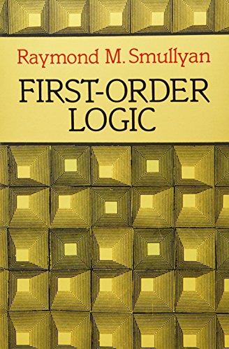 First-order Logic (Dover Books on Mathematics) por Raymond M. Smullyan