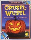 Grusel Wusel - Gruselwusel - Kartenspiel - Spiel - GRUSEL-WUSEL