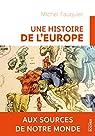 Une histoire de l'Europe par Fauquier