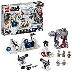 LEGO Star Wars Action Battle Difesa della Echo Base con 2 Snowtrooper e 3 Rebel Trooper, Set di Costruzioni per Ragazzi… LEGO