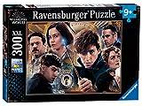 Ravensburger 13254 - Fantastische Bestien von Grindelwald XXL 300 Teile Puzzle Mehrfarbig