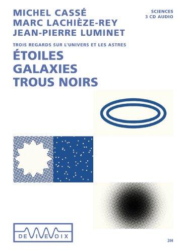 Coffret 3cd Astronomie.