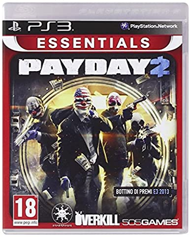 Pay Day Ps3 - PS3 PAY DAY 2