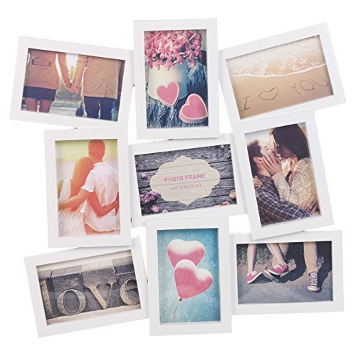 large-multi-picture-photo-frame-collage-aperture-wall-decoration-photos-white-9-photos