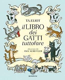 Il libro dei gatti tuttofare (PasSaggi) eBook: T.S. Eliot