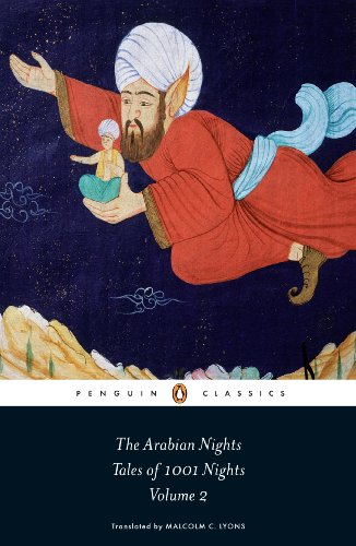 The Arabian Nights: Tales of 1,001 Nights: Volume 2 (The Arabian Nights or Tales from 1001 Nights)