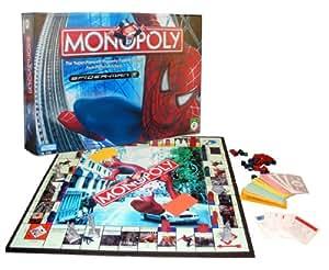 Monopoly Spiderman