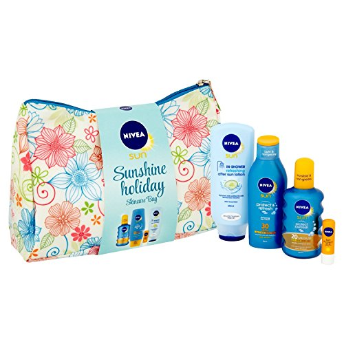 nivea-sun-sunshine-holiday-skincare-bag-travel-set-4-piece