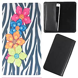 DooDa - For iberry Auxus P8000 PU Leather Designer Fashionable Fancy Case Cover Pouch With Smooth Inner Velvet