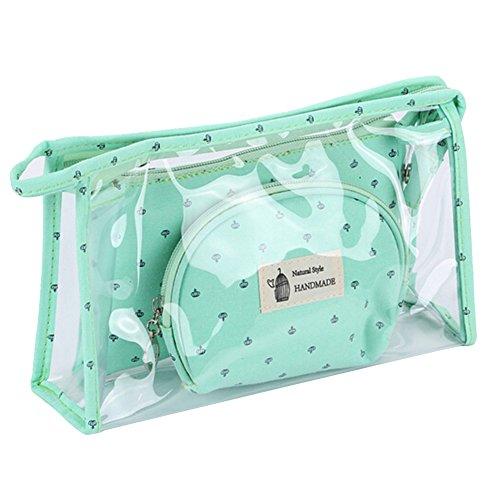 ISpchen 3 1 Toiletry Bag - Bolsas cosméticas Viaje