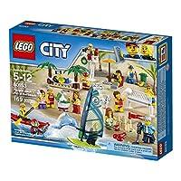 Lego - City Insan Paketi – Plajda Eğlence (60153)