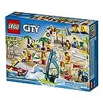 LEGO- City Divertimento in Spiaggia, Multicolore, 60153  LEGO