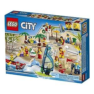LEGO City 60153 Divertimento in Spiaggia 5702015865999 LEGO