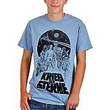 Star Wars - Krieg der Sterne T-Shirt Steelblue, XL
