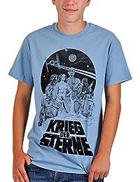 Star Wars - Krieg der Sterne T-Shirt Steelblue, M