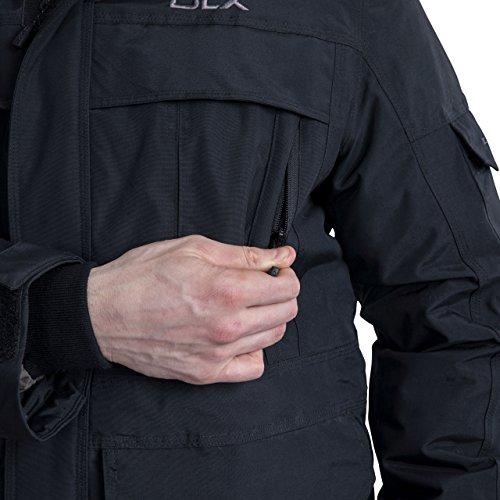 51gxfrKr nL. SS500  - Trespass DLX Highland Mens Down Parka Jacket