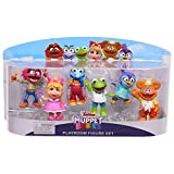 Muppets Babies Official Disney Store Playroom Figurine 6 Piece Figures Playset