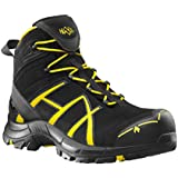 HAIX® Black Eagle Safety 40 Mid black/yellow S3