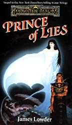 PRINCE OF LIES (Forgotten Realms: The Avatar) by James Lowder (1993-07-27)