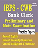 #9: IBPS - CWE 2018 : Bank Clerk Guide For Prelim & Main Exams with Practice Papers