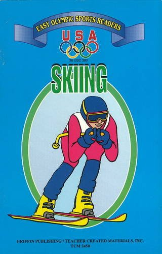 Skiing (U. S. Olympic Ocmmittee Easy Olympic Sports Readers Series) por United States Olympic Committee