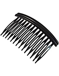 Sarah Plastic Hair Comb Clip for Women and Girls