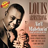 Songtexte von Louis Armstrong - Ain't Misbehavin & Other Hits
