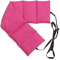 Kirschkernkissen 7-Kammer mit Band, 65x15 pink | Wärmekissen | Körnerkissen preisvergleich bei billige-tabletten.eu
