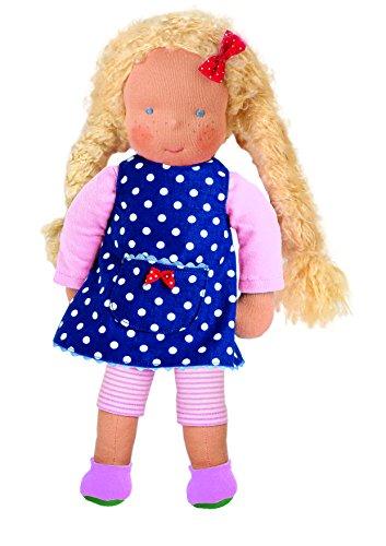 Käthe Kruse 0138070 - muñeca de Cine Leni 38 cm, Colorido