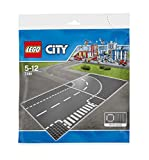 LEGO 7281 City Town T-Junction and Curve