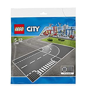 LEGO City 7281 - Kurve/ T-Kreuzung (B0009JACGY) | Amazon price tracker / tracking, Amazon price history charts, Amazon price watches, Amazon price drop alerts