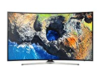 Samsung UE49MU6220 49 Inch 4K Ultra HD Curved LED Smart TV with Freeview HD